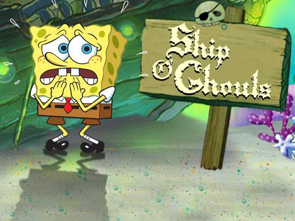 SpongeBob SquarePants: Ship o' Ghouls