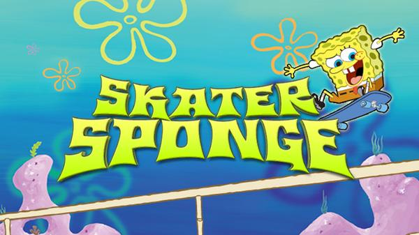 Skater Sponge Featured Image