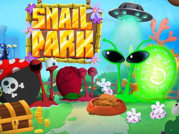 SpongeBob SquarePants: Snail Park