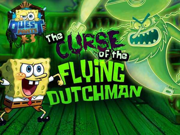 SpongeBob SquarePants: Questpants 3 The Curse of the Flying Dutchman