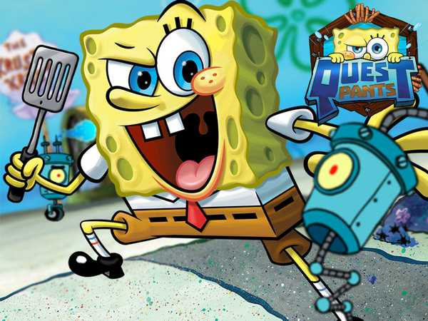 SpongBob SquarePants: SpongeBob QuestPants
