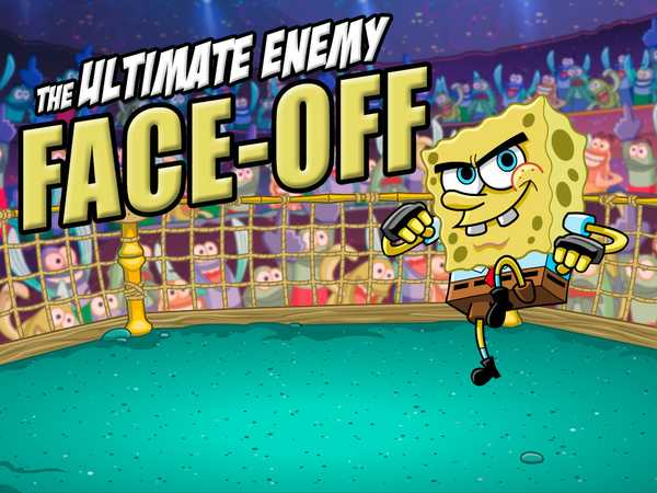 SpongeBob SquarePants: The Ultimate Enemy Face Off
