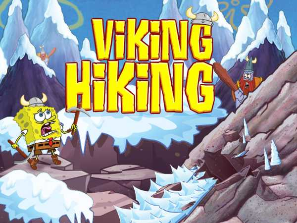 SpongeBob SquarePants: Viking Hiking