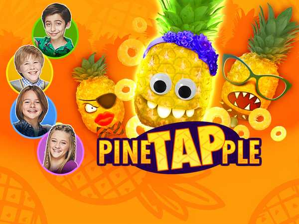 Promo type 1: PineTAPple NRDD