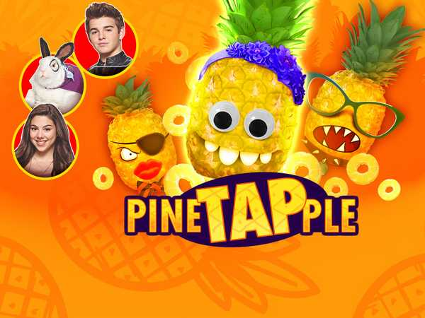 Promo type 1: PineTAPple Thundermans