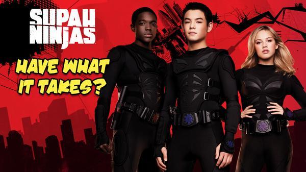 What's Your Supah Ninja Status? Featured Image