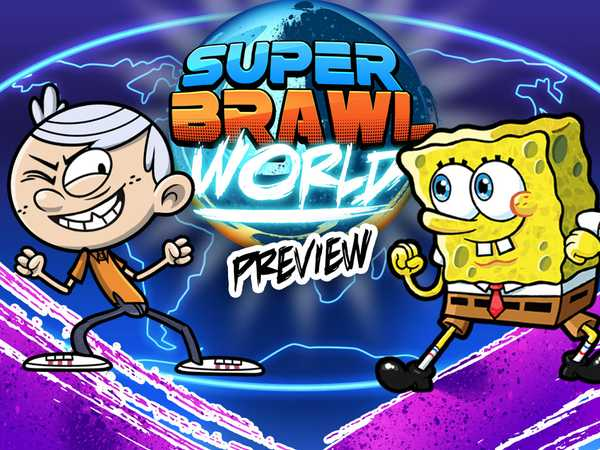 Nickelodeon: Super Brawl World Preview