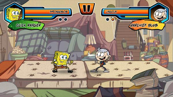 Nickelodeon Super Brawl World Preview Action Game