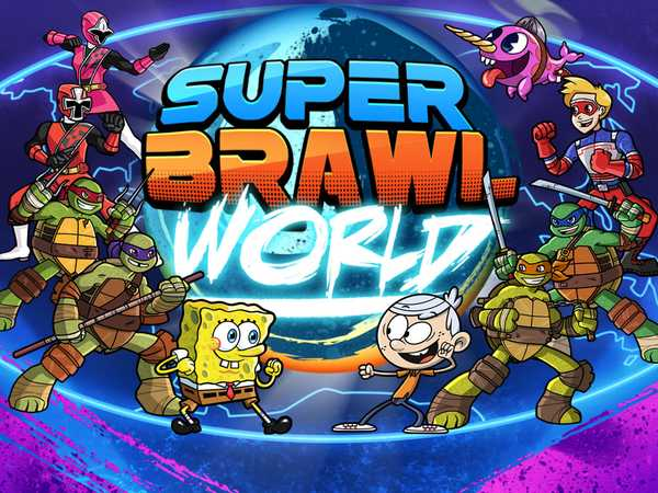 Type 1: Super Brawl World