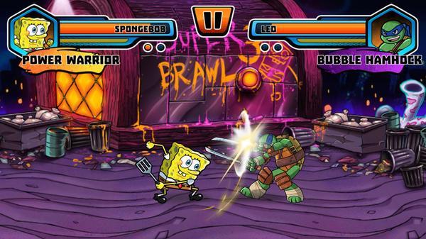 Super Brawl World Screenshot Picture