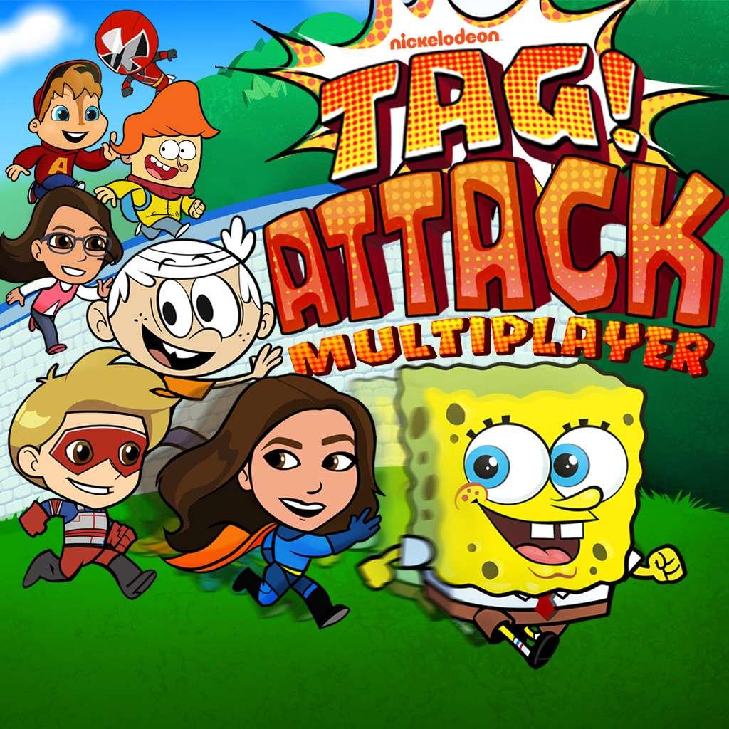 Nickgamer Tag Attack