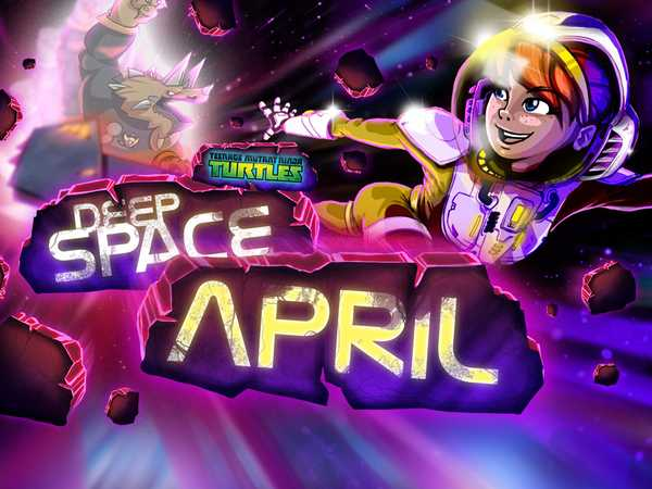Deep Space April