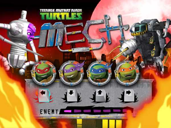 Teenage Mutant Ninja Turtles: Mech