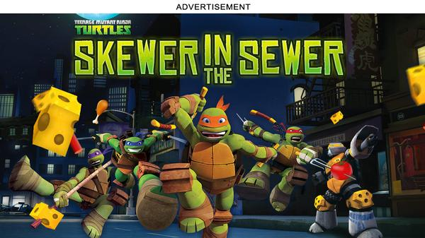 (AD) Skewer in the Sewer Featured Image