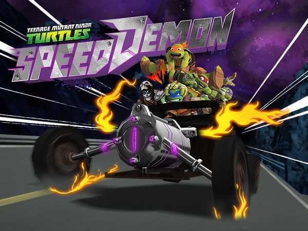 Teenage Mutant Ninja Turtles: Speed Demon