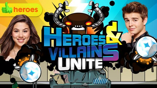 Heroes and Villains Unite Featured Image