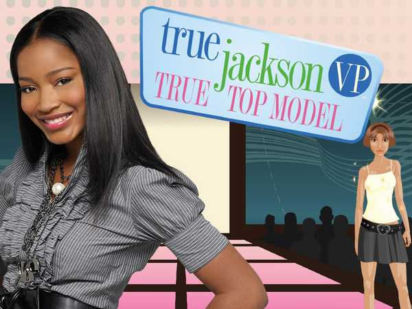 True Jackson: True Top Model