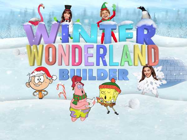 Type 1: Winter Wonderland Builder Game