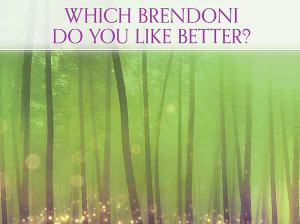 Which Brendoni do you like better?