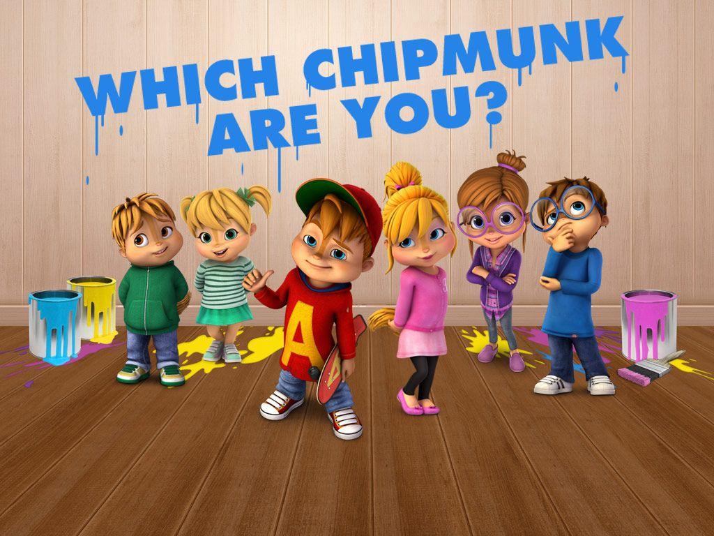 Free Alvin and the Chipmunks Games For Girls!