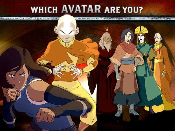 Promo type 1: Avatar The Last Airbender: Sozin's Echo GAME