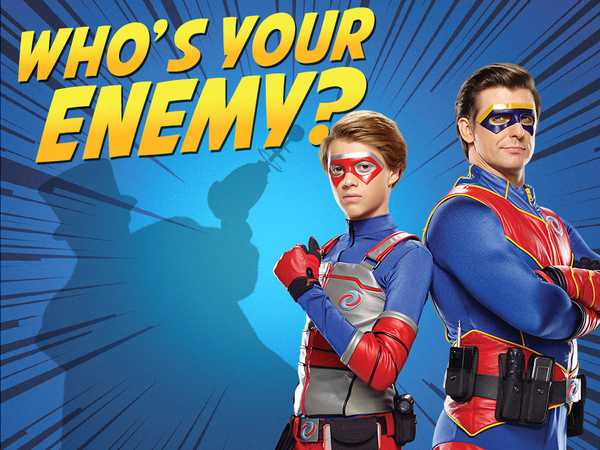Henry Danger: Who's Your Enemy? Quiz Game