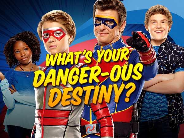 What's Your Danger-ous Destiny?