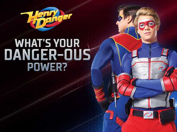 Henry Danger: What's Your Danger-ous Power?