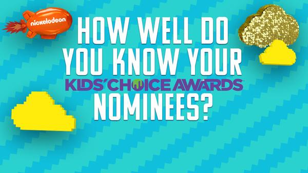 Kids choice awards 2015 how well do you know your kids choice awards