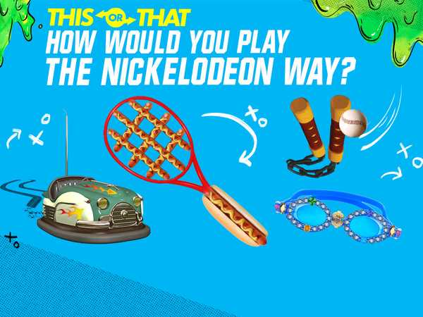 Kids' Choice Sports 2016: How Would You Play the Nickelodeon Way?