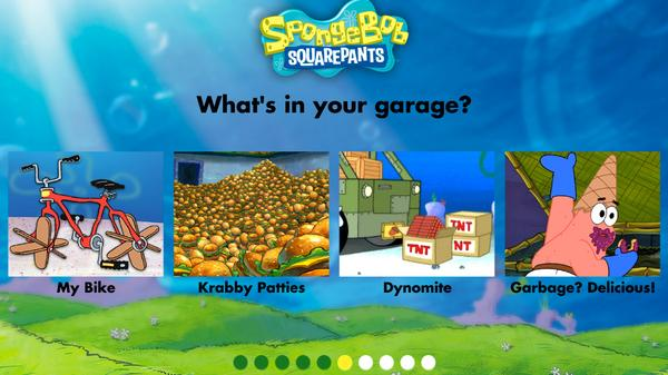 Where Would You Live In Bikini Bottom? Screenshot Picture
