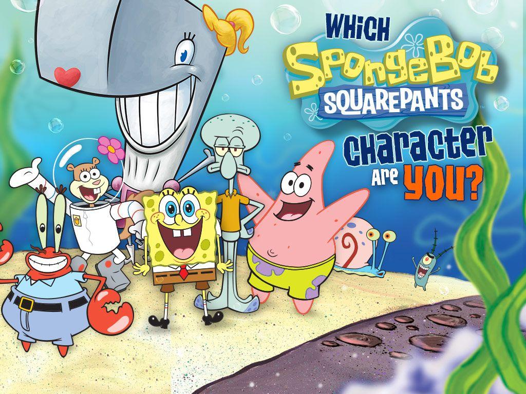 Spongebob Squarepants Characters Names | www.imgkid.com ...