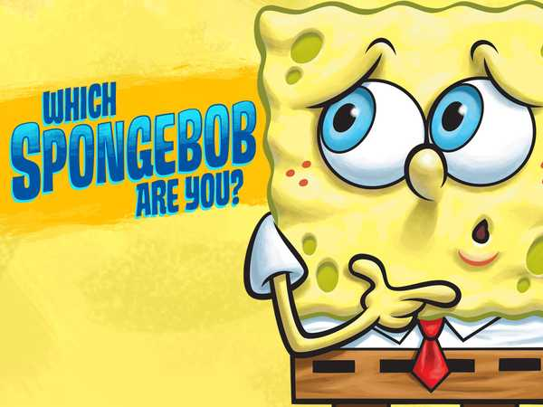 Spongebob Squarepants: Which Spongebob Are You?