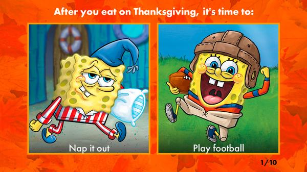 How Do You Give Thanks on Thanksgiving? Screenshot Picture