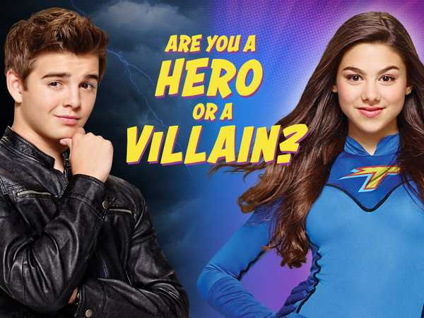 The Thundermans: Are You a Hero or Villain?