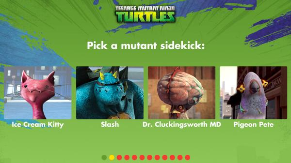 Which Ninja Turtle Are you? Screenshot Picture