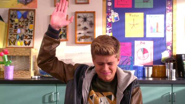 """100 Things to Do Before High School: """"Raise Your Hand"""""""