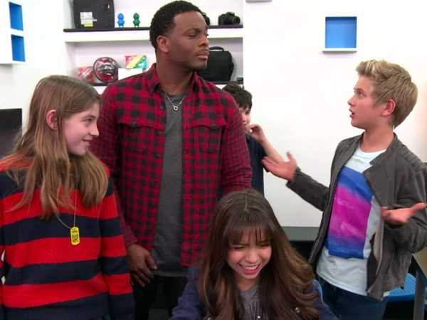 "Game Shakers: ""3D Game Design"""