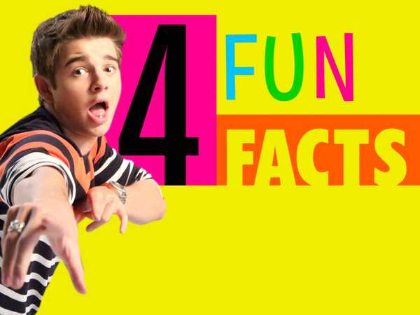 The Thundermans: 4 Fun Facts: Get to Know Jack Griffo!