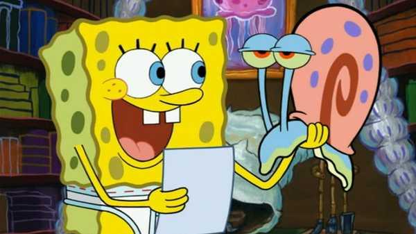 "SpongeBob SquarePants: ""Check up"""