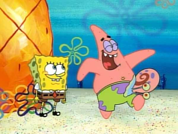 "SpongeBob SquarePants: ""Gary and Patrick"""