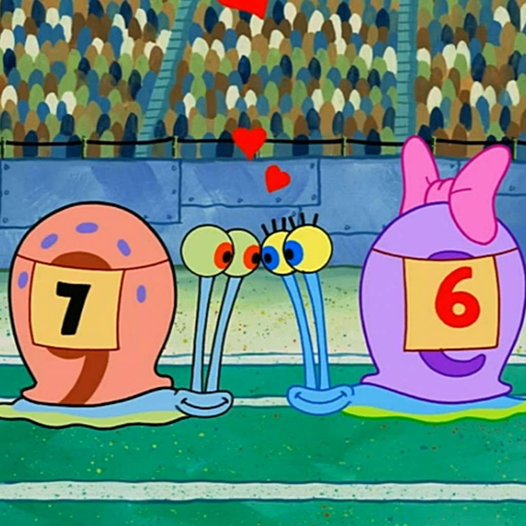 "SpongeBob SquarePants: ""Snelly and Gary"""