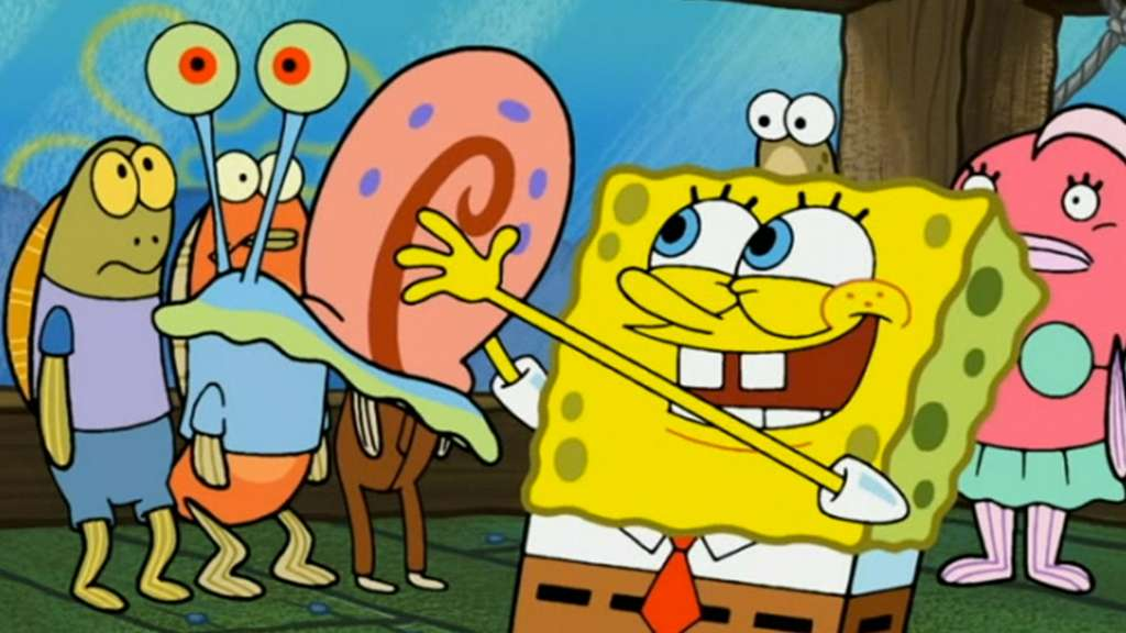 "SpongeBob SquarePants: ""Splinter"""