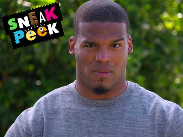 "All In with Cam Newton: ""Nunchuck Lesson"""
