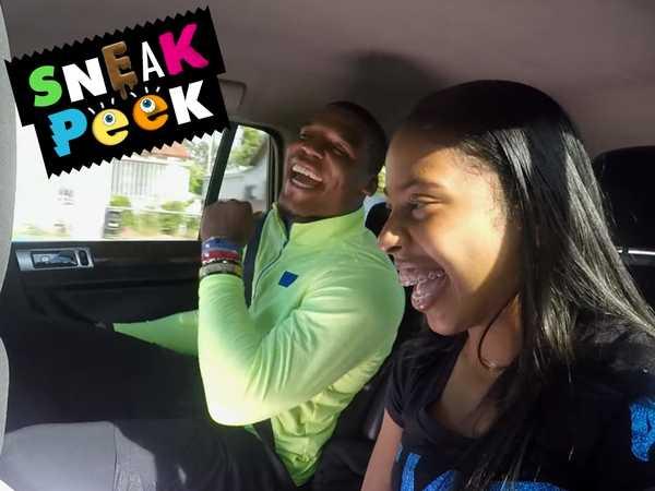 "All In With Cam Newton: ""Carpool Rap"""