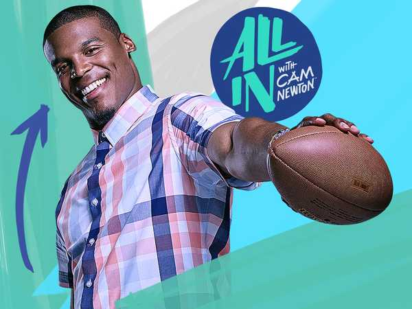 "All in with Cam Newton: ""Extended Trailer"""