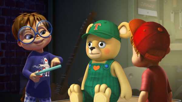 "ALVINNN!!! and the Chipmunks: ""First Day Of School"""