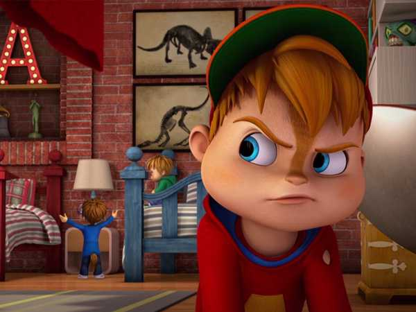 "ALVINNN!!! and the Chipmunks: ""A Room of One's Own: Bunkmate"""