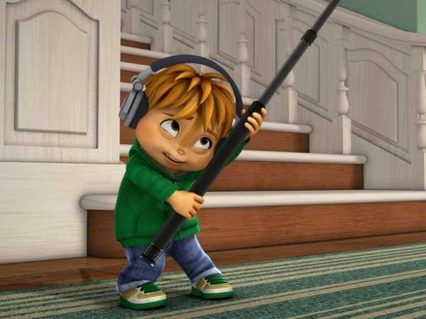 "ALVINNN!!! and the Chipmunks: ""Making A Movie"""