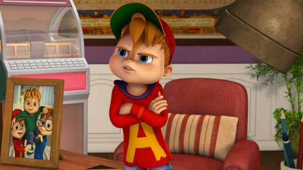 "ALVINNN!!! And The Chipmunks: ""Alvin the Phone Addict"""